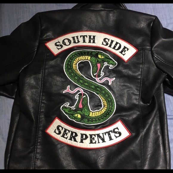 Hot Topic Jackets & Blazers - Riverdale South Side Serpents Jacket